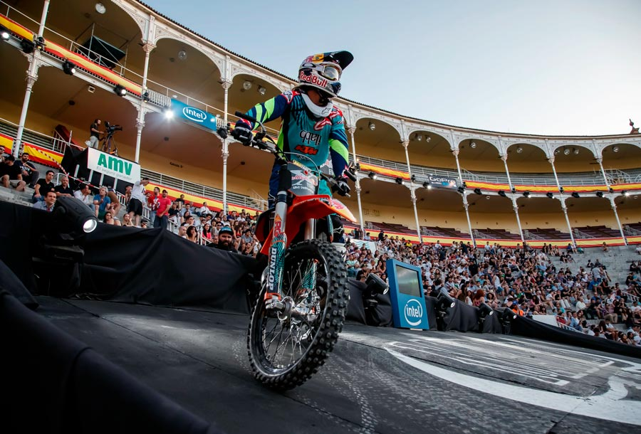Red Bull X-Fighters regresa a Madrid