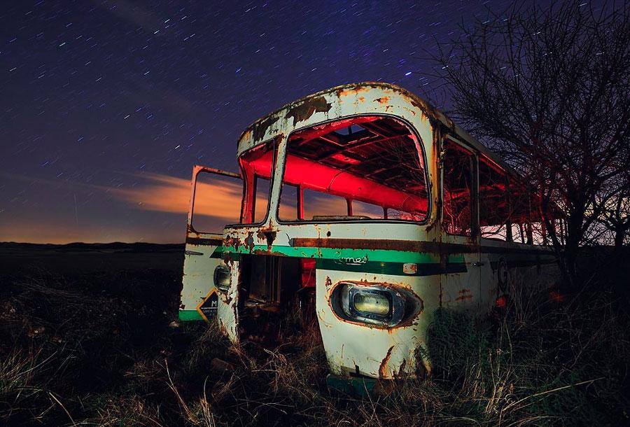 La mejor fotografía nocturna… A tan solo 10 tips