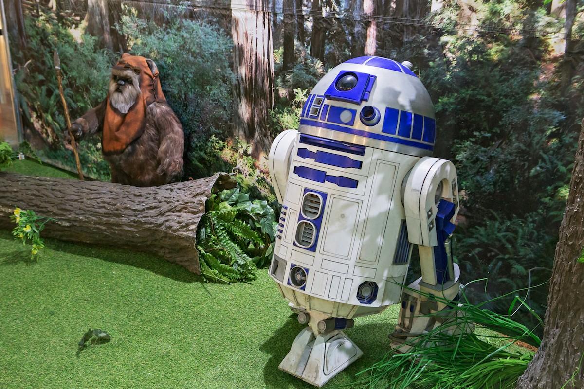 Expo Wars, la exposición dedicada al mundo de Star Wars