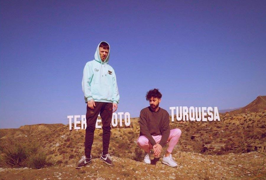 Los hermanos del trap presentan su última mixtape en directo