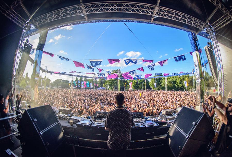 Vuelve el mejor festival techno de Londres