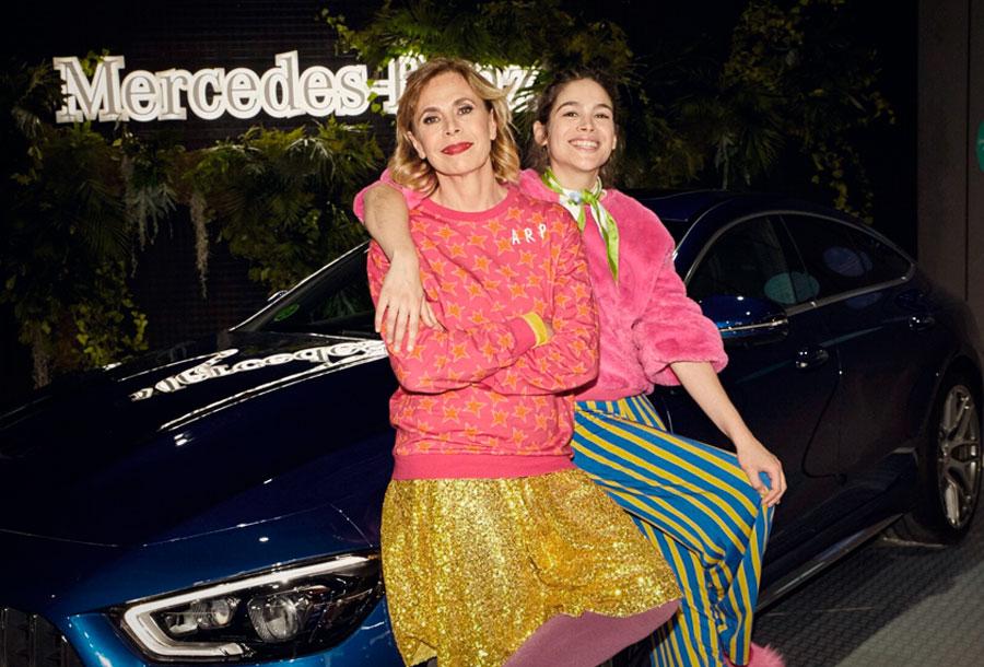 Ágatha y Cósima hablan de éxito y moda en She's Mercedes Fashion Talks