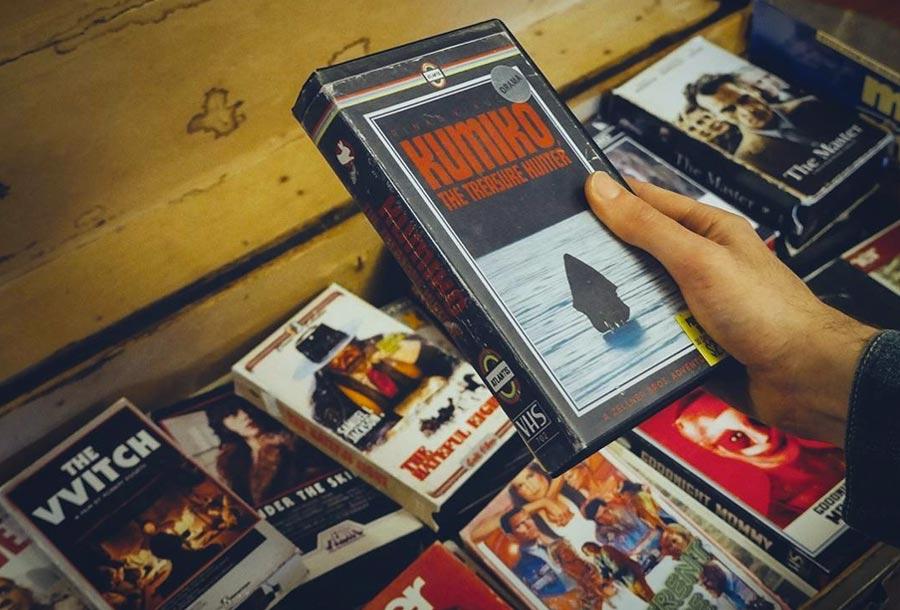 OfftrackOutlet: ¡Vuelven las cintas de VHS!