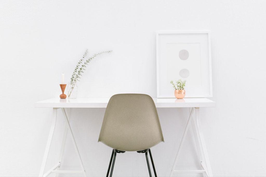 El minimalismo como forma de vida